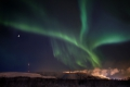 norrsken aurora borealis northern lights
